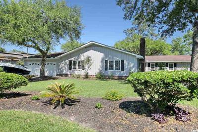 Georgetown Single Family Home For Sale: 156 Live Oak Lane