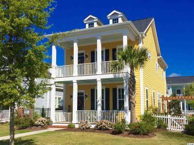 Myrtle Beach Single Family Home For Sale: 3416 Pampas Drive