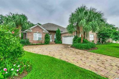 North Myrtle Beach Single Family Home For Sale: 520 Seafarer Way