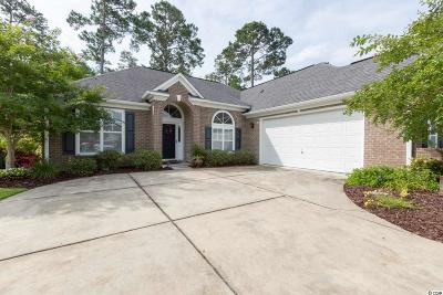 Murrells Inlet Single Family Home Active-Pend. Cntgt. On Financi: 3 Guillemont Court