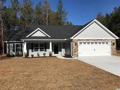 Galivants Ferry SC Single Family Home Active-Pend. Cntgt. On Financi: $220,000