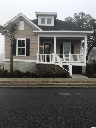 Myrtle Beach Single Family Home Active-Pend. Cntgt. On Financi: 7604 Azure Drive