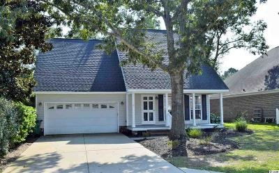 Myrtle Beach Single Family Home For Sale: 2150 Wentworth Drive