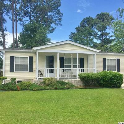 Little River Single Family Home For Sale: 3640 North Pointe Blvd