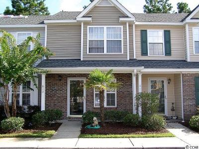Murrells Inlet Condo/Townhouse For Sale: 613 Wilshire Lane #613