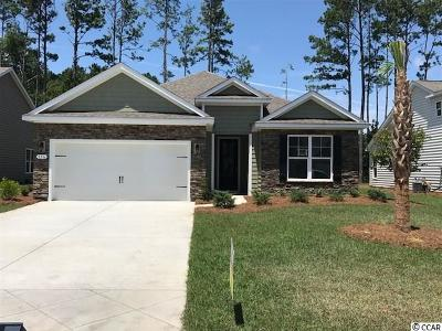 Murrells Inlet Single Family Home For Sale: 100 Laurel Hill Place