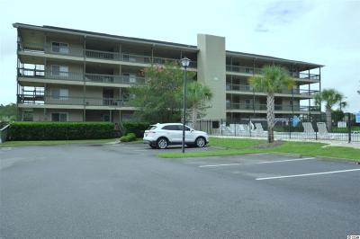 Little River SC Condo/Townhouse For Sale: $88,900