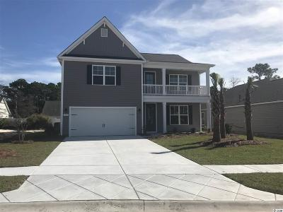 North Myrtle Beach Single Family Home Active-Pend. Cntgt. On Financi: 1101 Bronwyn Circle