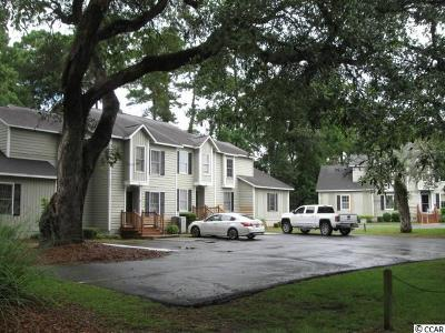 Murrells Inlet Condo/Townhouse For Sale: 4840 Moss Creek #3