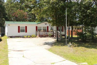 Little River SC Single Family Home For Sale: $100,000
