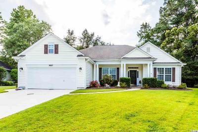 Murrells Inlet Single Family Home For Sale: 6607 Salisbury Ct.