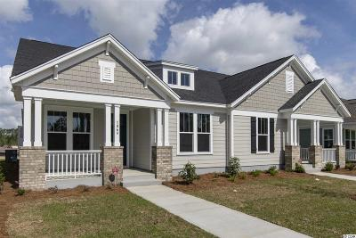 Murrells Inlet Condo/Townhouse For Sale: 1064 Longwood Bluffs Circle #Lot 67