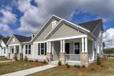 Murrells Inlet Condo/Townhouse For Sale: 1060 Longwood Bluffs Circle #Lot 68