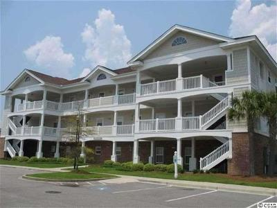 North Myrtle Beach Condo/Townhouse For Sale: 5750 Oyster Catcher Dr #233