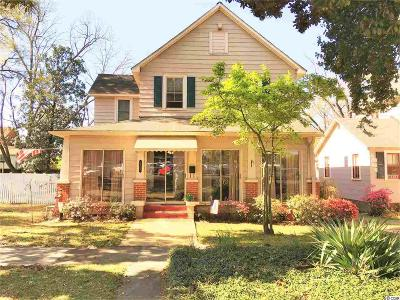 Georgetown Single Family Home For Sale: 1207 Prince St