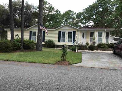 Murrells Inlet Single Family Home For Sale: 3428 Piedmont Trl