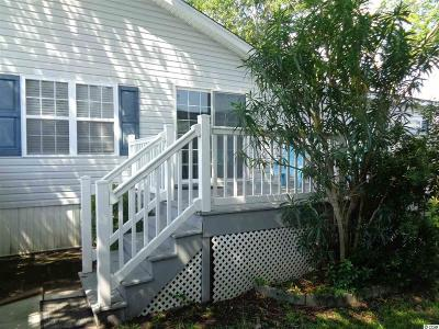 Murrells Inlet Single Family Home For Sale: 1735 Egret Drive