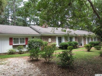 Myrtle Beach Single Family Home For Sale: 32 Center Drive