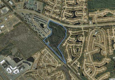 Georgetown County, Horry County Residential Lots & Land For Sale: Tbd Carolina Forest Blvd