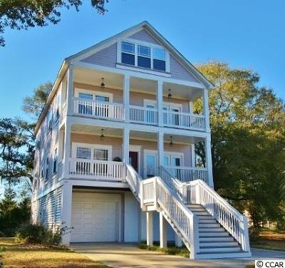 Pawleys Island Single Family Home For Sale: 39 Marsh Point Dr