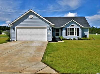 Conway Single Family Home For Sale: 317 Carolina Springs Court