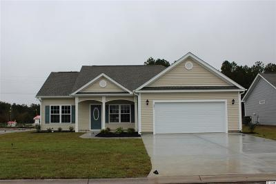 Conway Single Family Home For Sale: Tbd Copperwood Loop