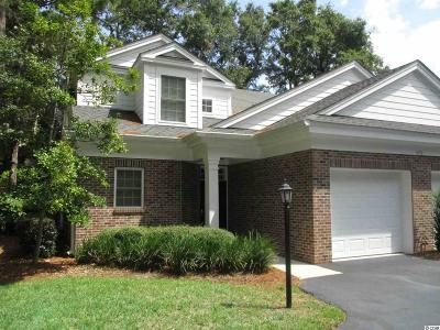 Pawleys Island Condo/Townhouse For Sale: 651 Golden Bear Drive #A