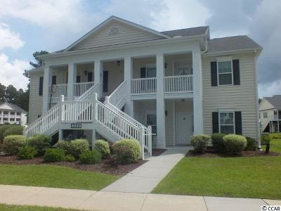 Horry County Condo/Townhouse Active-Pending Sale - Cash Ter: 4920 Twin Pond Ct. #102