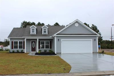 Conway Single Family Home For Sale: Tbd1 Copperwood Loop