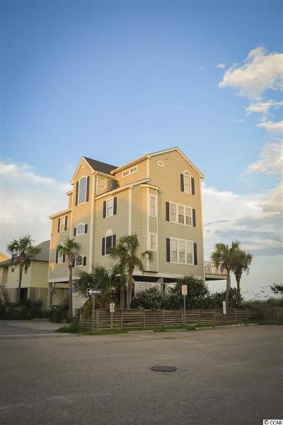Surfside Beach Single Family Home For Sale: 417 S Seaside Drive