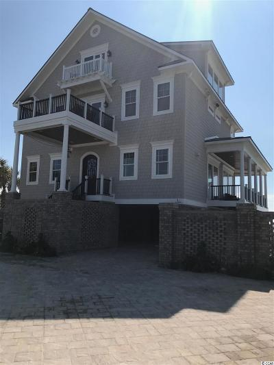 Murrells Inlet Single Family Home Active-Pending Sale - Cash Ter: 2027 S Waccamaw