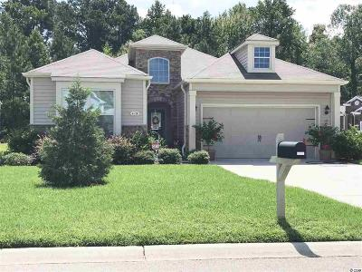 Murrells Inlet Single Family Home For Sale: 419 Buck Run Road