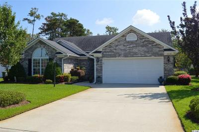 North Myrtle Beach Single Family Home For Sale: 1118 Coral Sand Drive