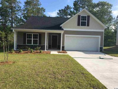 Loris Single Family Home For Sale: 513 Timber Creek Drive