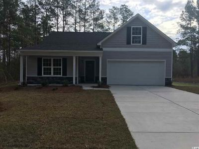 Loris Single Family Home For Sale: 708 Red Oak Drive