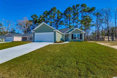 Conway Single Family Home For Sale: Tbd Johnson Shortcut Road
