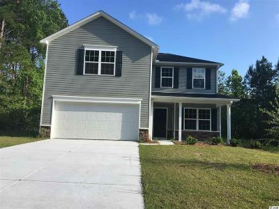 Loris Single Family Home For Sale: 621 Timber Creek Drive