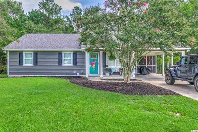Conway Single Family Home For Sale: 1310 Knotty Branch Rd