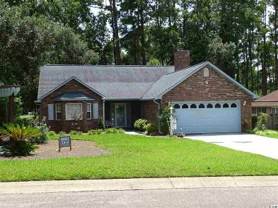 Little River SC Single Family Home For Sale: $210,000