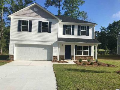 Loris Single Family Home For Sale: 653 Timber Creek Drive