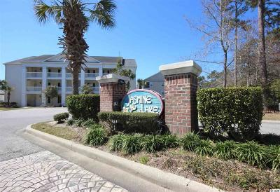Murrells Inlet Condo/Townhouse Active-Pend. Cntgt. On Financi: 631 Woodmoor Circle #Unit 301