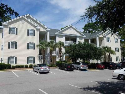 North Myrtle Beach Condo/Townhouse For Sale: 601 Hillside Drive N #4633