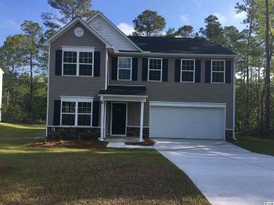 Loris Single Family Home For Sale: 521 Timber Creek Drive