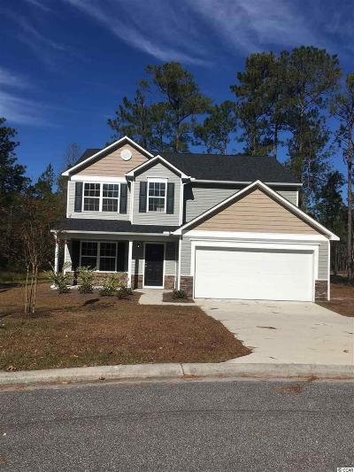 Loris Single Family Home For Sale: 506 Timber Creek Drive