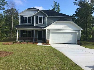 Loris Single Family Home For Sale: 657 Timber Creek Drive