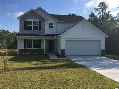 Loris Single Family Home For Sale: 553 Timber Creek Drive