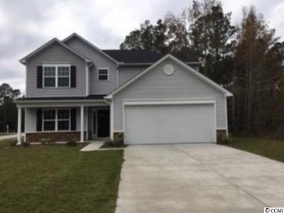 Loris Single Family Home For Sale: 901 Stags Leap Court