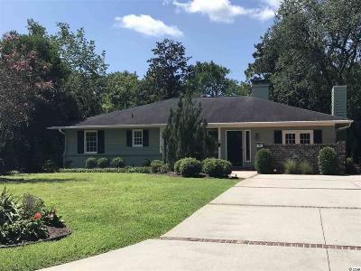 Myrtle Beach Single Family Home For Sale: 703 Dogwood Avenue