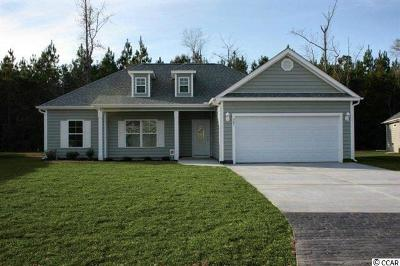 Conway Single Family Home For Sale: Tbb7 Copperwood Loop