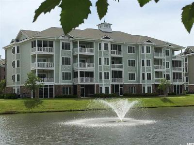 Horry County Condo/Townhouse For Sale: 4828 Magnolia Lake Drive 205 #205